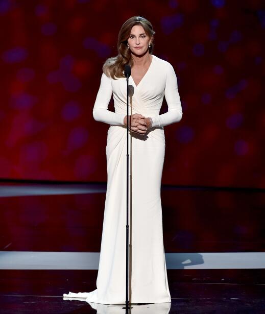 Caitlyn Jenner en los ESPY 2015