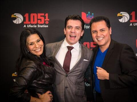 Jorge Salinas, Elizabeth Álvarez, el Niño Prodigio, Chef P...