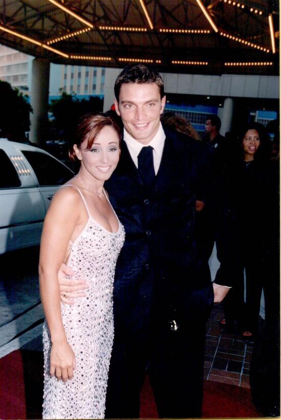 Giselle y Julián Gil 2004