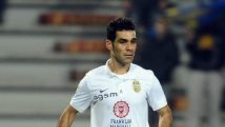 Rafael Márquez con Hellas Verona.