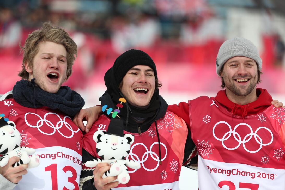 Postales del snowboarding en Pyeongchang 2018 gettyimages-923571634.jpg