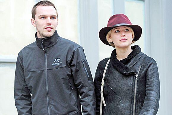 Afortunados en el juego, desafortunados en el amor. ¡Jennifer Lawrence y...