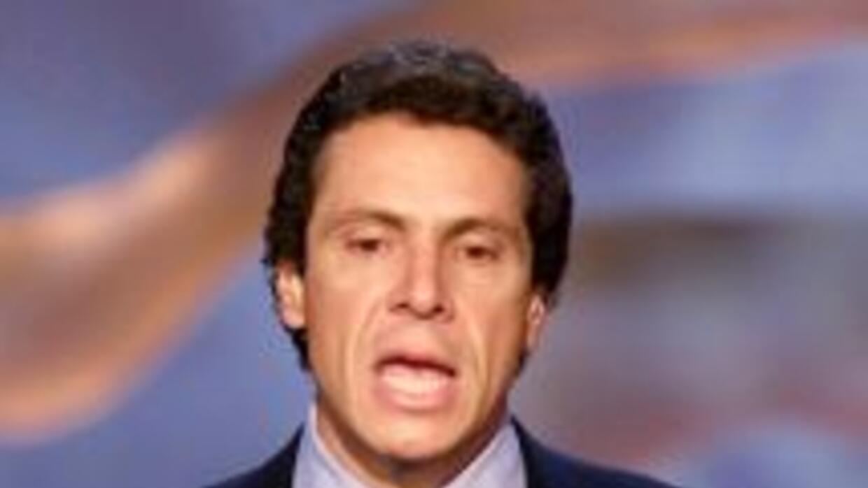 El gobernador de Nueva York, Andrew Cuomo, anunciará en las próximas hor...