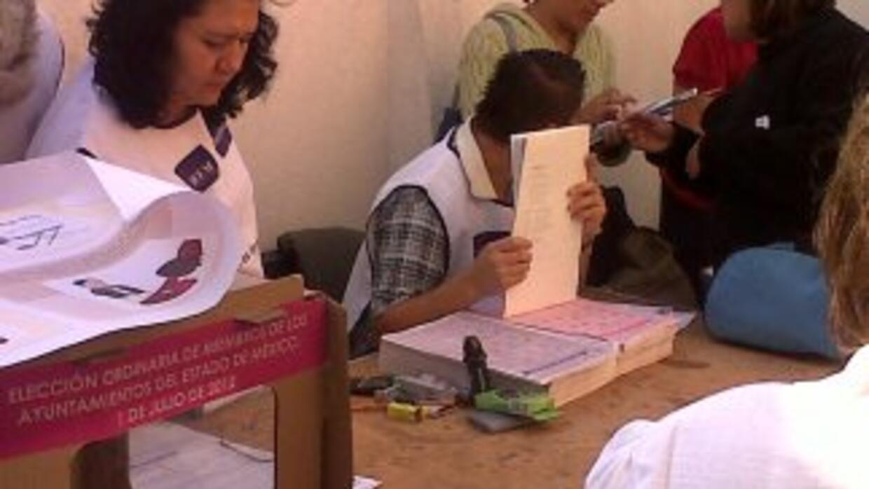 En México se colocaron más de 140 mil casillas para votar, sin embargo e...