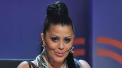 Alejandra es una rockera entre los jueces.