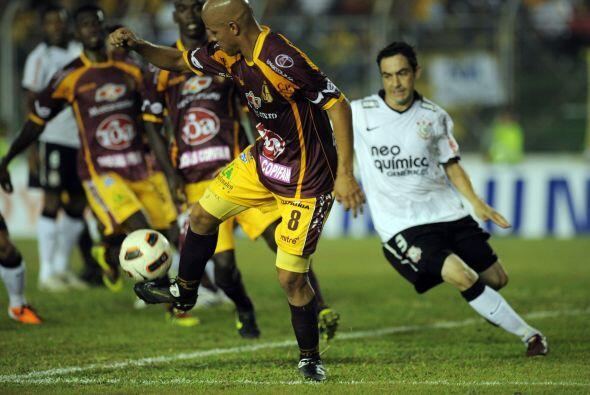 Tolima logró superar la serie con un empate sin goles en Brasil y este d...