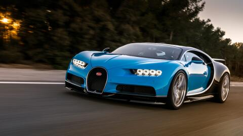 Imágenes Bugatti Chiron 2017