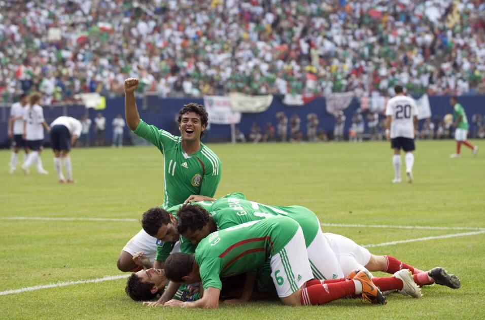 Historia de la maldición de Columbus: México vs Estados Unidos 5-0 2009.jpg