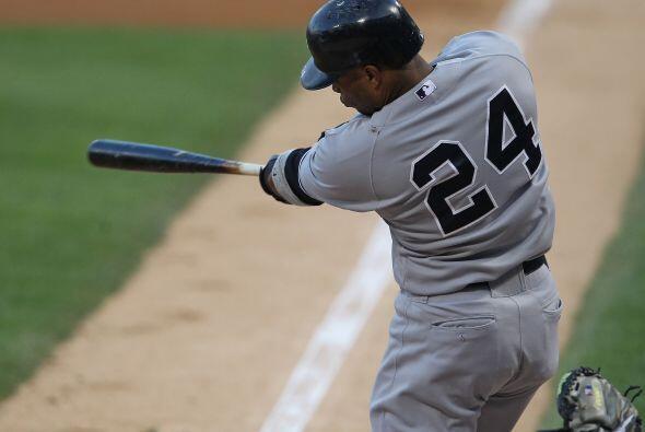 2B. Robinson Canó. Yankees de Nueva York. El ganador del Home Run Derby...