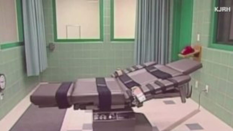 Ejecución fallida en Oklahoma reaviva debate sobre pena de muerte