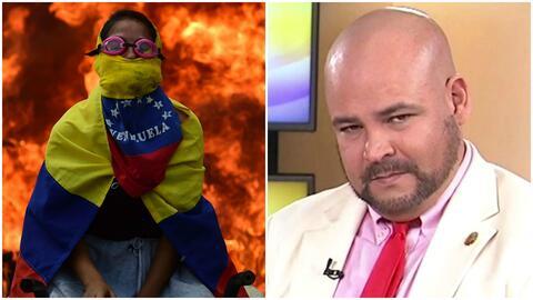 """""""Venezuela cierra un ciclo, un demonio se va y entra Dios"""", asegura vide..."""