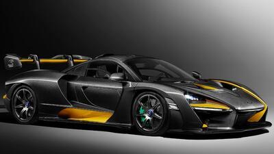 McLaren Senna 'Carbon Theme'