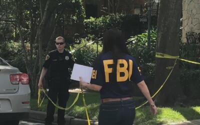 Agentes del FBI realizan explosiones controladas en el suroeste de Houston