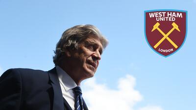 West Ham y Javier Hernández ya tendrían nuevo entrenador