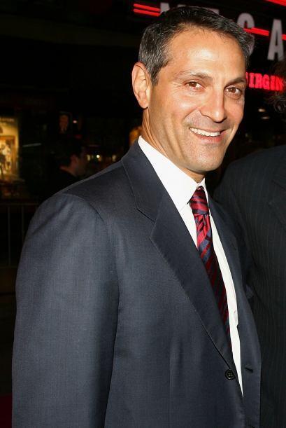 ARI EMANUEL- El CEO de la agencia de talentos William Morris Endeavor (i...