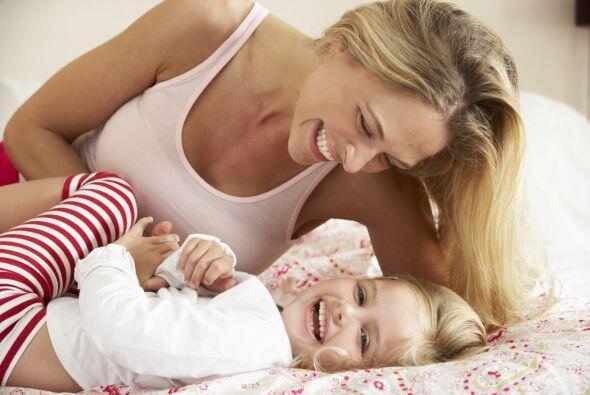 Si tienes hijos puedes jugar con ellos, decirles cuánto los quieres y ab...