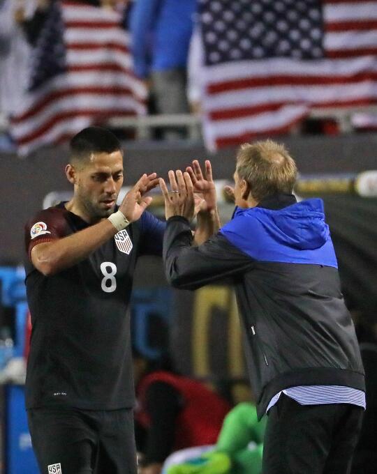 El camino de Jurgen Klinsmann como DT de Estados Unidos GettyImages-5387...