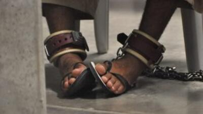 La prisión de Guantánamo fue reacondicionada tras los ataques terrorista...