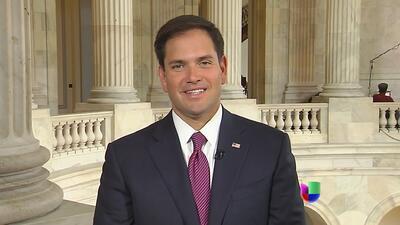 El Senador Marco Rubio habla sobre reforma migratoria