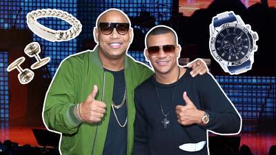 El dúo cubano, Gente de Zona.