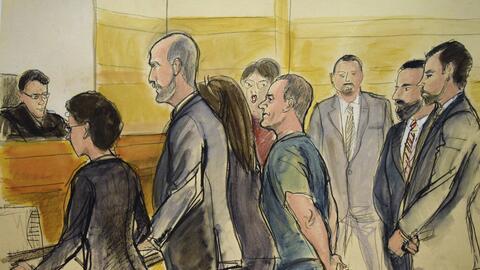 """Durante su comparencia ante la corte, 'El Chapo se declaró """"..."""