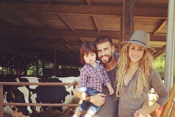 Juntos han formado una familia hermosa.