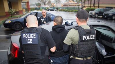 ICE anunció que suspende sus operativos de inmigración en...