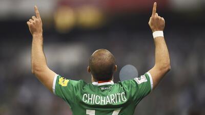 Las imágenes del triunfo de México sobre Costa Rica en el Estadio Azteca