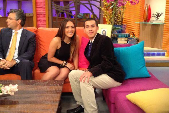 Daniela, colombiana y residente en New Jersey, estudia Finanzas en el St...