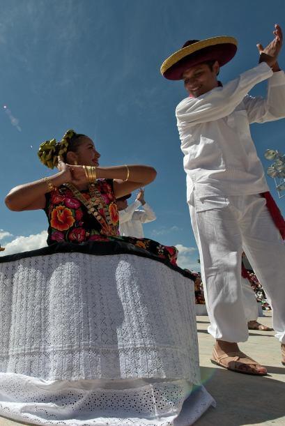 A la Guelaguetza también se le conoce con el nombre de 'los lunes del Ce...