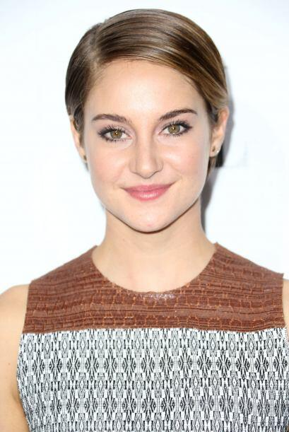 MTV Trailblazer Award: Shailene Woodley.