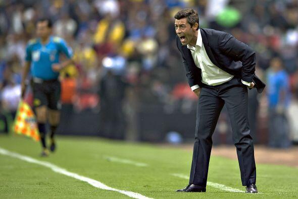Pedro Caixinha tiene la espinita clavada con el ex silbante por sentir q...
