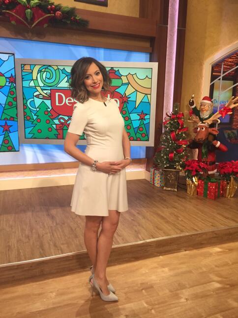 Satcha Pretto embarazo, Enero 6