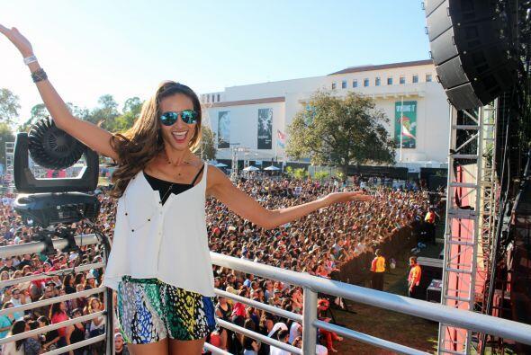 Hermosas del Uforia Music Festival