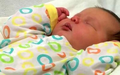 Nace bebé de 14 libras en Carolina del Sur