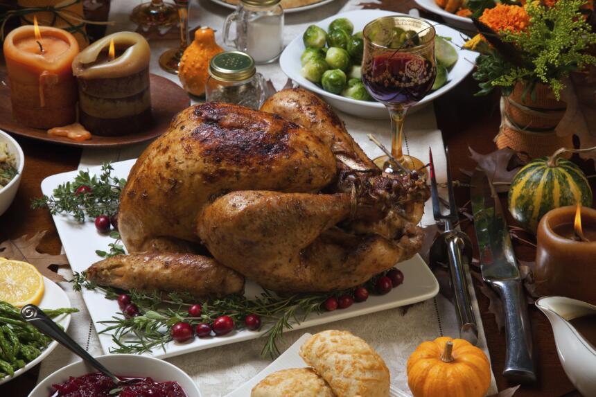 Menú diferente para sorprender en 'Thanksgiving'