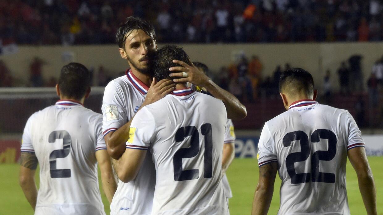 Costa Rica venció de visita a Panamá