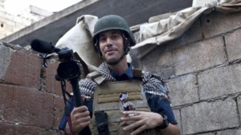 James Foley fue asesinado en agosto por el grupo yihadista.