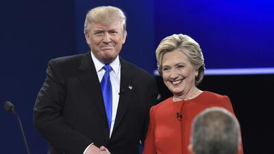 En fotos: Encuentra las diferencias entre los tres debates presidenciales