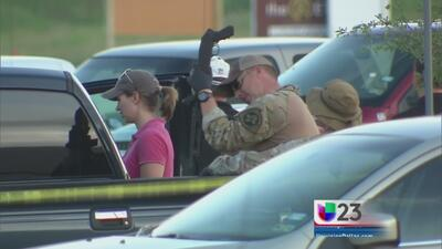 Fueron más 300 armas decomisadas, una de ellas era un AK-47