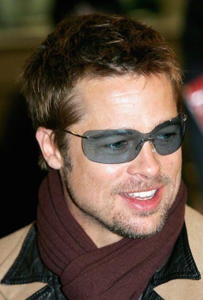 ¡Y cómo las va a soltar, si Brad Pitt ha derretido a m&aacu...