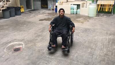 Enfermos, ancianos y pocos 'bad hombres': los nuevos deportados que ICE deja en Tijuana