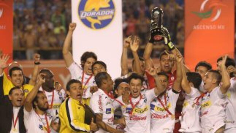 Dorados de Sinaloa campeón del Ascenso MX.