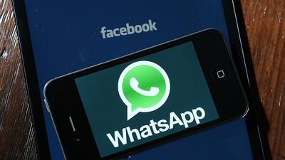 Las 12 horas  en las que Brasil se quedó sin WhatsApp whatsapp.jpg