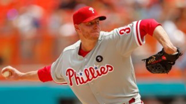 Roy Halladay será clave en las aspiraciones de los favoritos Phillies.