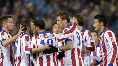 Los Colchoneros quieren recuperar la Liga española en este segundo semes...