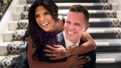 Francisca presenta oficialmente a su novio Francesco Zampogna, y él se emociona en Despierta América