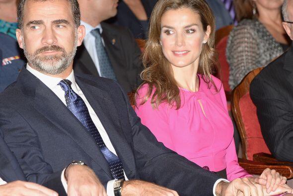A pocas manzanas del lugar, el pabellón de España en la Feria del Libro...