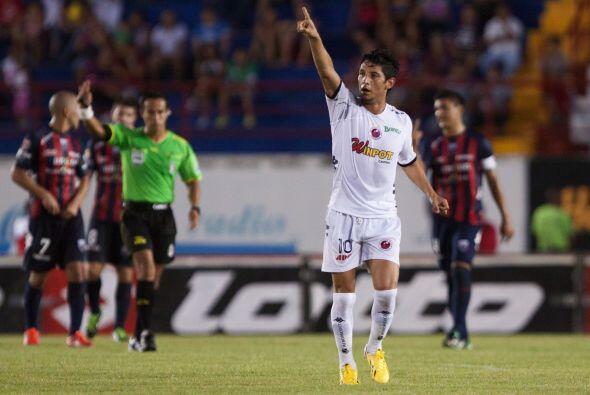 En el 2013 el Veracruz, equipo recién ascendido, sorprendía a muchos con...