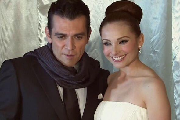 Desde que Jorge Salinas y Elizabeth Álvarez estuvieron juntos en la tele...